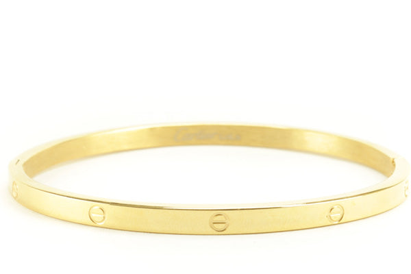 Cartier Intimate Design Bracelet