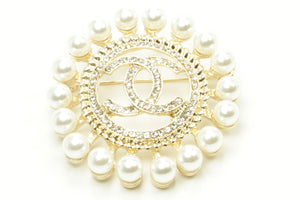 Chanel Design Hijab Pins