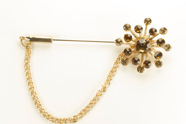 Flower Long Hijab Pins