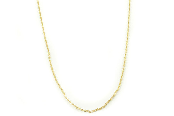 Gold Fine Necklace