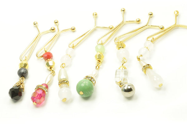 Queens Jewels Hijab Clips