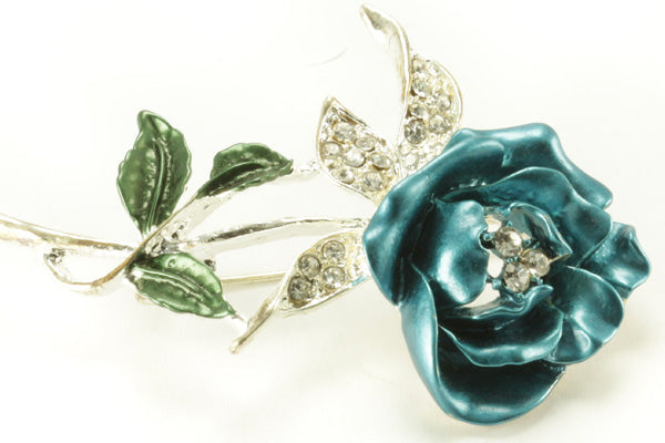 Garden Rose Hijab Pins