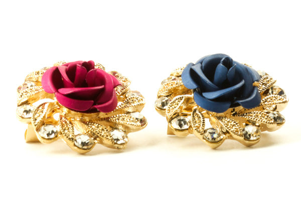 Rose Hijab Pins