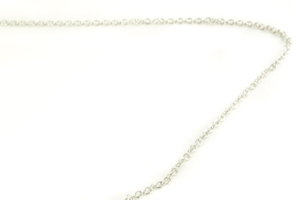 Fine Necklace Silver