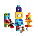 10895 Emmet and Lucy's Visitors from the DUPLO® Planet