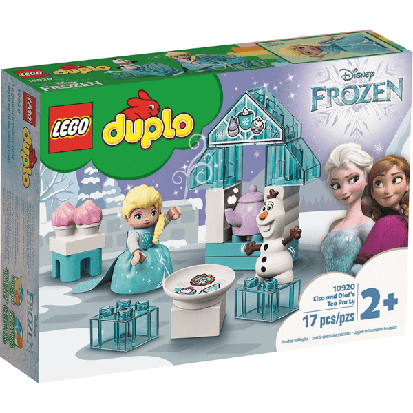 10920 Olaf's Tea Party