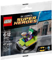 30303 The Joker Bumper Car Polybag