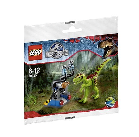 30320 Gallimimus Trap polybag