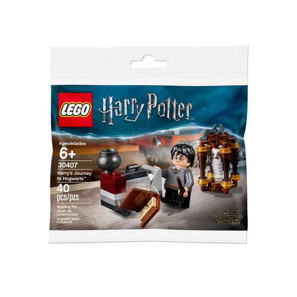 30407 Harry's Journey to Hogwarts Polybag