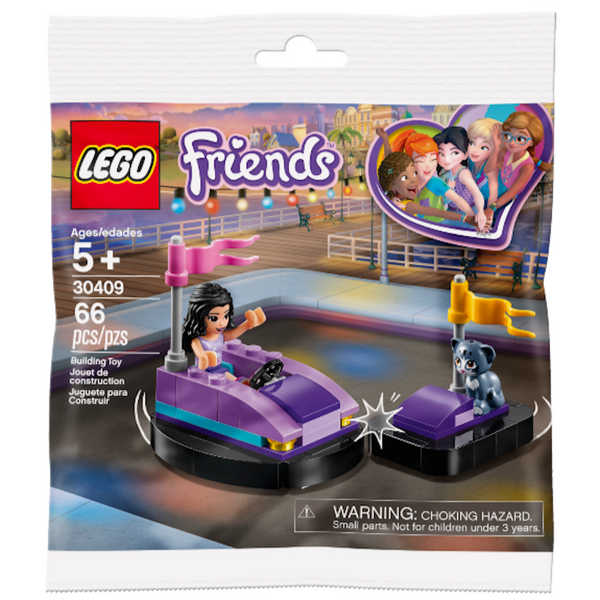 30409 Friends Emma's Bumper Car Polybag