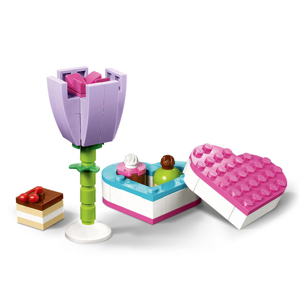 30411 Chocolate Box & Flower Polybag