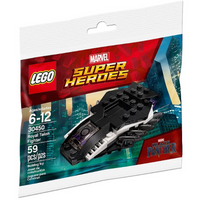 30450 Royal Talon Fighter Polybag