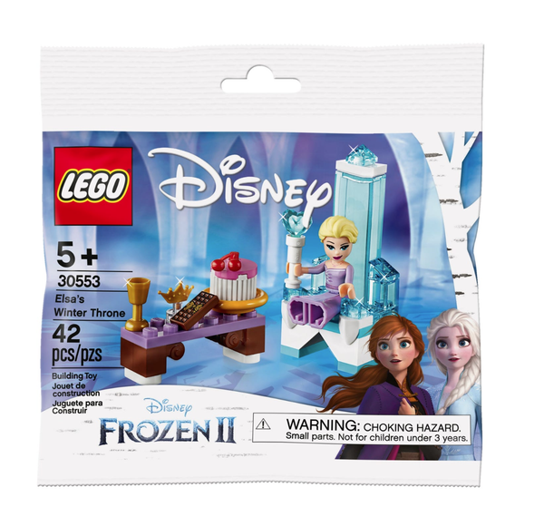 30553 Elsa's Winter Throne Polybag
