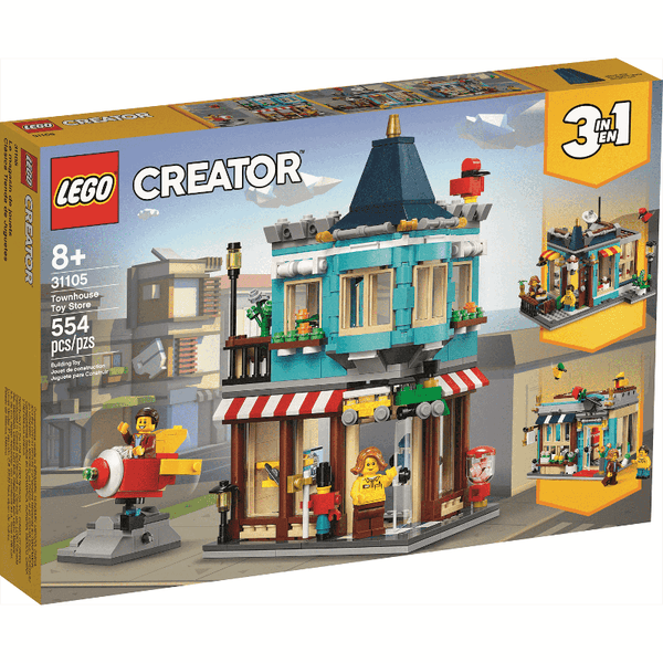 31105 Toy Shop Town House