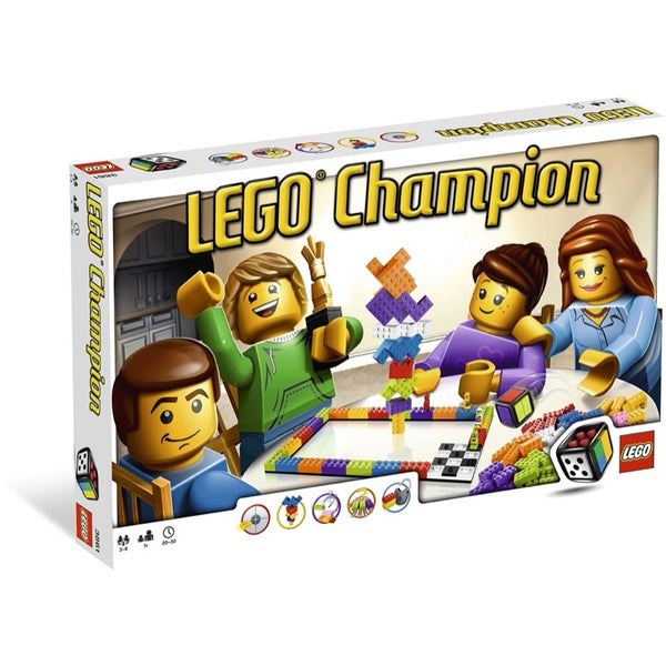 3861 LEGO Champion [CERTIFIED USED]