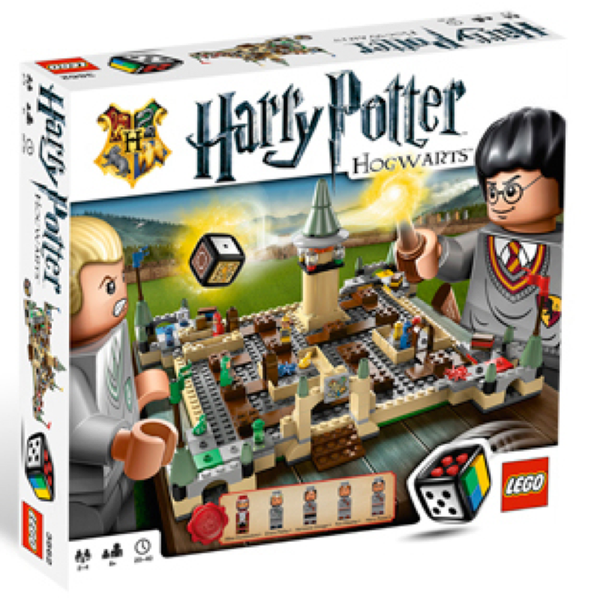3862 Harry Potter Hogwarts Game [CERTIFIED USED]