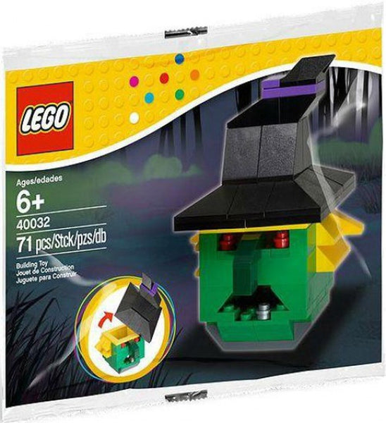 40032 Witch Polybag