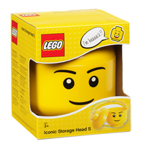 Small Storage Head (Boy)