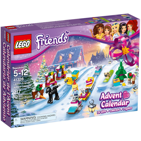 41326 Friends Advent Calendar 2017
