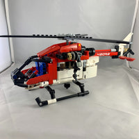 42092 Rescue Helicopter [USED]