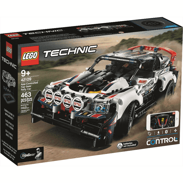 42109 Technic™ App-Controlled Top Gear Rally Car
