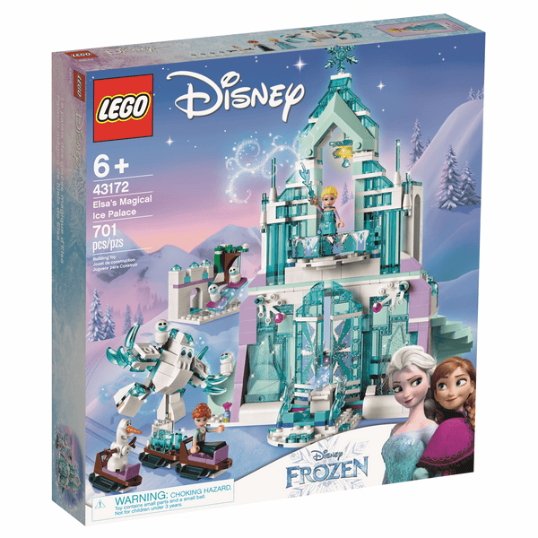 43172 Elsa's Magical Ice Palace