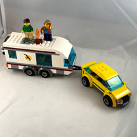 4435 Car and Caravan [USED]