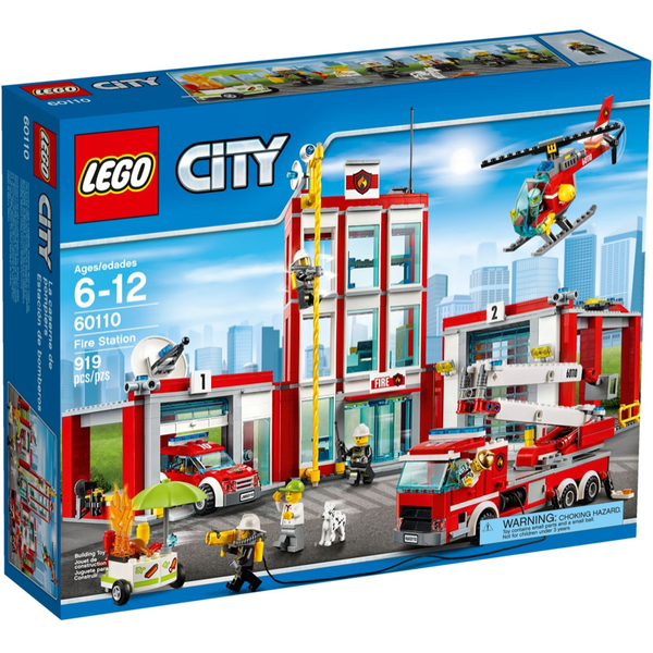 60110 Fire Station [CERTIFIED USED]