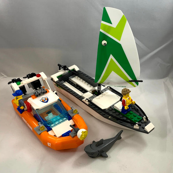 60168 Sailboat Rescue [USED]