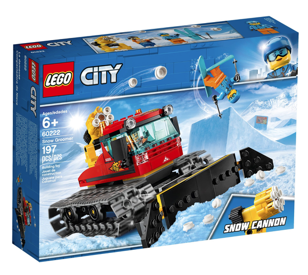 60222 Snow Groomer [CERTIFIED USED]