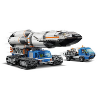 60229 Rocket Assembly & Transport