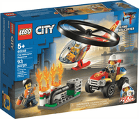 60248 Fire Helicopter Rescue