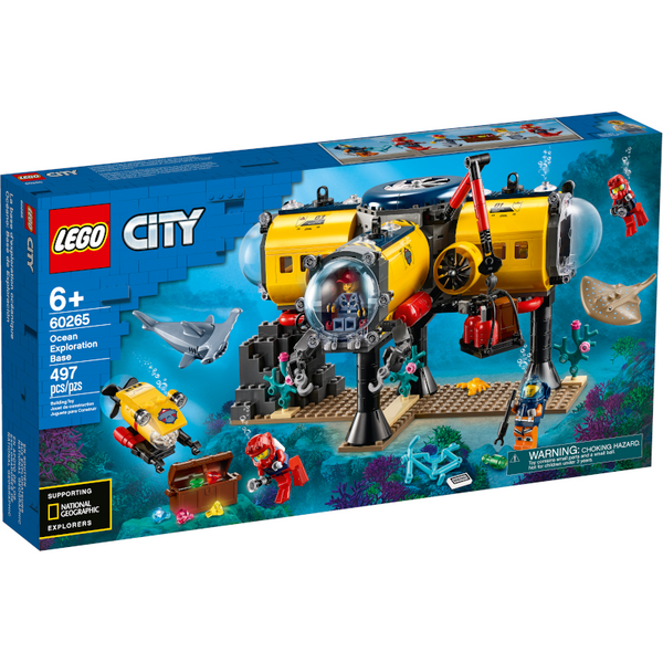 60265 Ocean Exploration Base