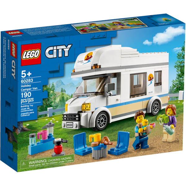 60283 Holiday Camper Van