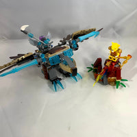 70141 Vardy's Ice Vulture Glider [USED]