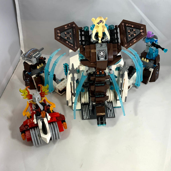 70226 Mammoth's Frozen Stronghold [USED]