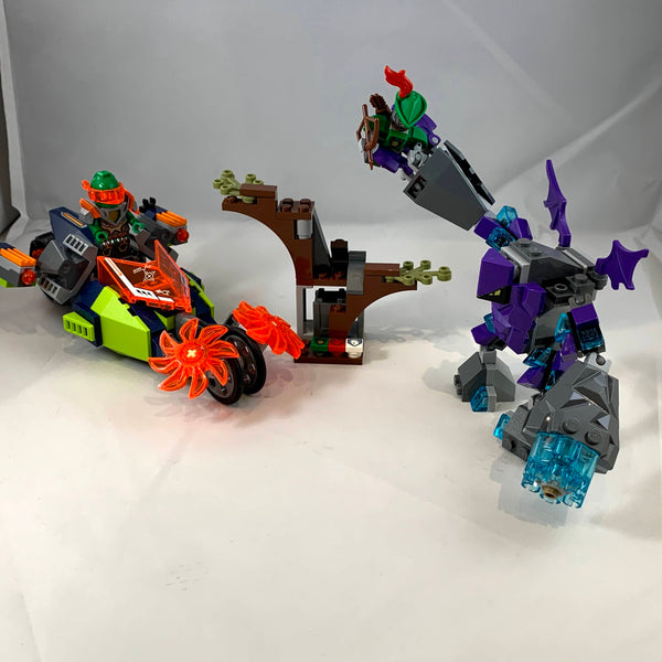 70358 Aaron's Stone Destroyer [USED]
