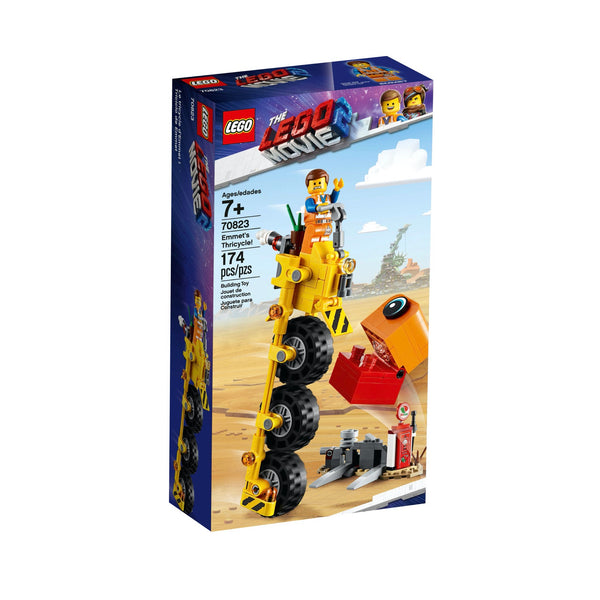 70823 Emmet's Thricyle! [CERTIFIED USED]