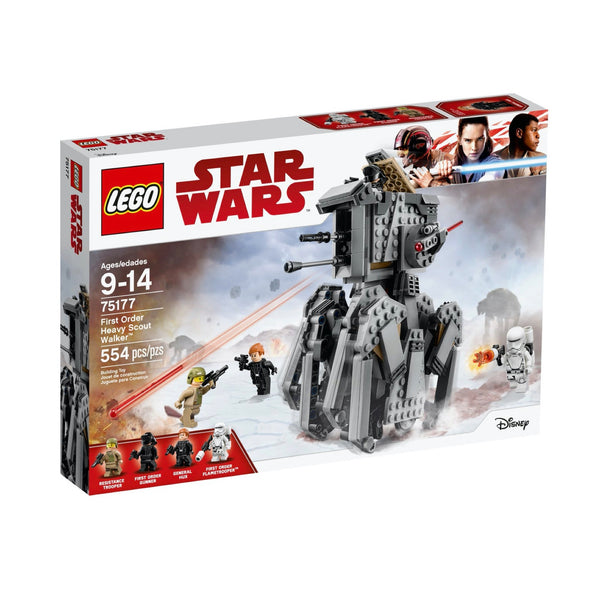 75177 First Order Heavy Scout Walker