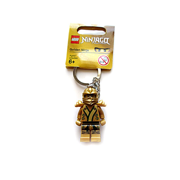 850622 Ninjago Golden Ninja Key Chain