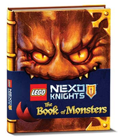 Nexo Knights The Book of Monsters
