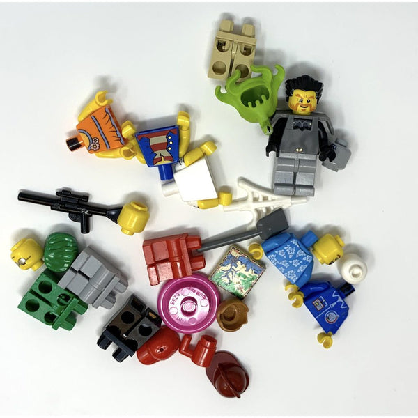 Build Your Own LEGO® Minifigure Pack