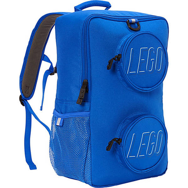 Backpack Brick Blue