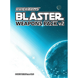 Blaster Weapons Pack v2