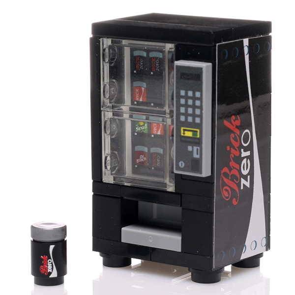 Brick Zero - Soda Vending Machine