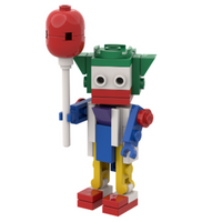 Clown custom LEGO® kit