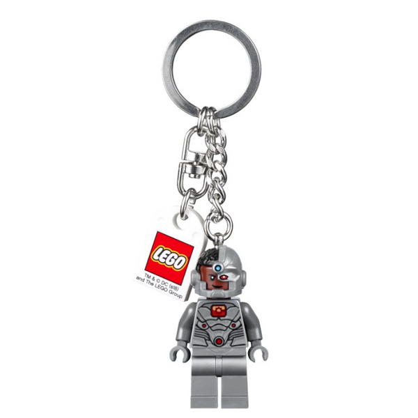 853772 Cyborg Key Chain