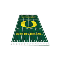 Oregon Ducks Field Plate