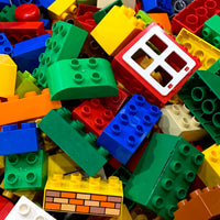 Pre-packed DUPLO® bricks