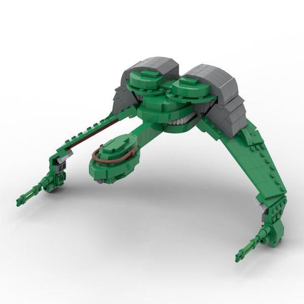 Enemy Ship custom LEGO® kit